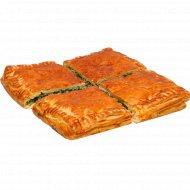 Пирог со шпинатом и сыром, замороженный, 600 г.