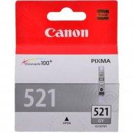 Картридж «Canon» CLI-521 GY 2937B004.