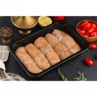 Рулетики из птицы с курагой и грецким орехом п/ф, Витебск, 1 кг.