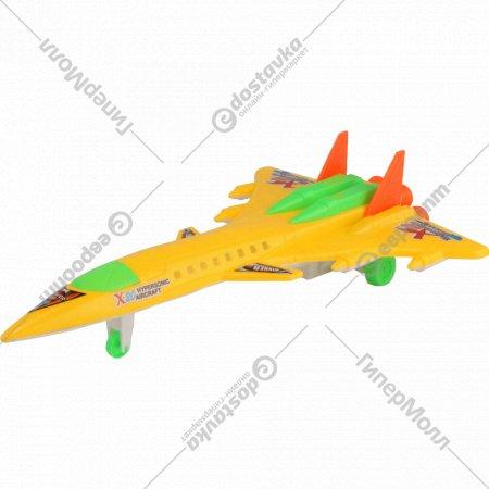 Каталка шнуровая «Самолёт».