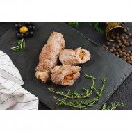 Крученики из свинины с овощами и грибами готовые, Витебск, 250 г.