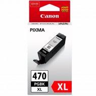 Картридж «Canon» PGI-470XL PGBK.
