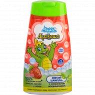 Шампунь для детей «Дракоша» с ароматом земляники, 240 мл.