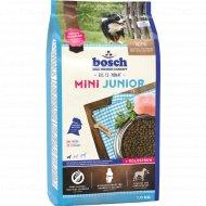 Сухой корм для щенков «Bosch» HPC Junior Mini, 1 кг.