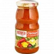 Консервы овощные закусочные «ЕКО» овощи по-сицилийски, 500 г.