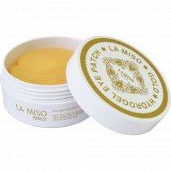 Гидрогелевая маска «La Miso» для кожи вокруг глаз, 60 шт