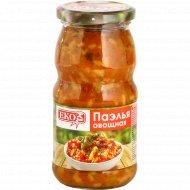 Консервы овощные закусочные «ЕКО» паэлья овощная, 500 г.