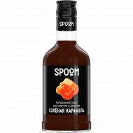 Сироп «Spoom» Карамель солёная, 250 мл