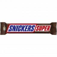 Шоколадный батончик «Snickers Super» 95 г