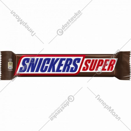Шоколадный батончик «Snickers Super» 95 г.