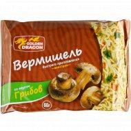 Вермишель бысторого приготовления «Golden Dragon» грибы, 60 г.