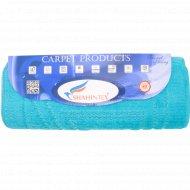 Набор ковриков для ванны «Shahintex» 50х80+50х50 см, бирюзовый.
