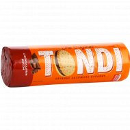 Печенье затяжное «Tondi» сэндвич с шоколадным вкусом, 182 г.
