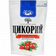 Цикорий растворимый «Бабушкин» с шиповникои, 100 г.