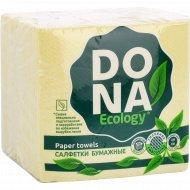 Салфетки бумажные «Dona» 100 шт