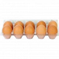 Яйца куриные «Молодецкие», обогащённые селеном, 10 шт.