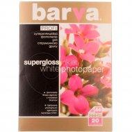 Фотобумага суперглянцевая «Barva» Profi IP-R260-177.