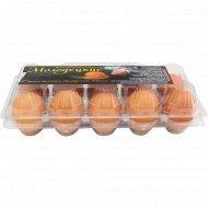 Яйцо куриное «Молодецкие» C1, 10 штук.