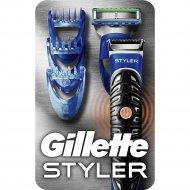 Стайлер «Fusion Proglide Styler» с 1 сменной кассетой + 3 насадки.