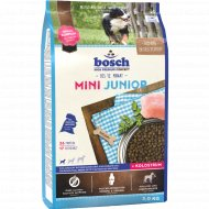 Корм сухой полнорационный для щенков «Bosch» 3 кг.