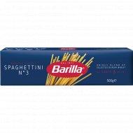 Макаронные изделия «Barilla» Spaghettini, 500 г.