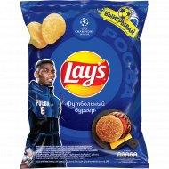 Картофельные чипсы «Lay's» футбольный бургер, 140 г