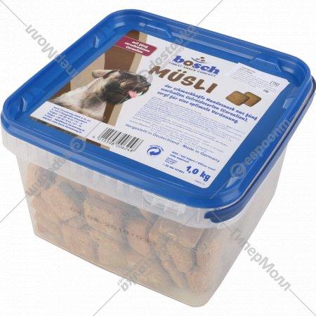 Лакомство для собак «Bosch» мюсли, 1 кг.