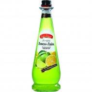 Напиток газированный «Сан-Славиа» лимон-лайм, 0.5 л