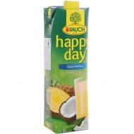 Напиток фруктовый сокосодержащий «Rauch» кокос-ананас, 1 л.