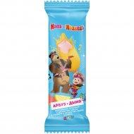 Мороженое «Маша и медведь» арбуз и дыня, 12%, 55 г