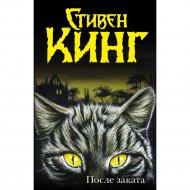Книга «После заката» Кинг С.