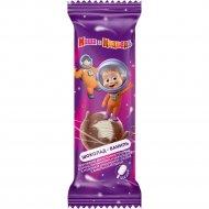 Мороженое «Маша и медведь» ваниль и шоколад, 12%, 55 г