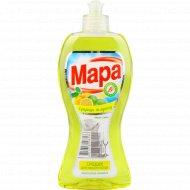 Средство для мытья посуды «Мара» лимон и лайм, 400 мл.