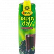 Нектар из черной смородины «Happy day» 1 л.