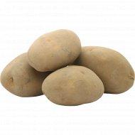 Картофель ранний свежий, 1 кг., фасовка 1.9-2.5 кг