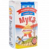 Мука пшеничная «Меленка» М54-28 2 кг