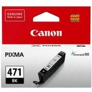Картридж «Canon» CLI-471 BK 0400C001.