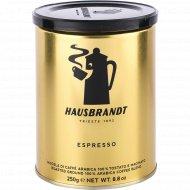Кофе молотый «Hausbrandt» Espresso, 250 г