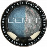 Тени для век запеченные «Demini» Baked Eye Shadow 07 голубой деним, 3 г.