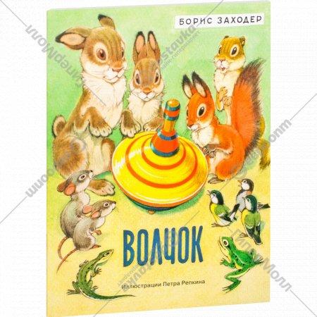 Книга «Волчок».