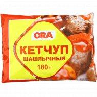 Кетчуп «ORA» шашлычный, 180 г.