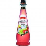 Напиток газированный «Сан-Славиа» мохито клубничный, 0.5 л