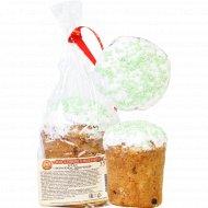 Кекс «Творожно-сливочный» с помадкой, 350 г.