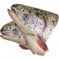 Набор для ухи «Океан в подарок» головы радужной форели мороженый, 1 кг, фасовка 0.8-1.2 кг
