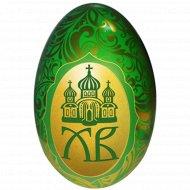 Чай черный листовой «Continent» эрл грей, зеленое яйцо, 80 г
