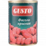 Фасоль красная «Gusto» 400 г