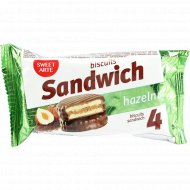 Печенье сахарное «Sandwich Hazelnut» 100 г.