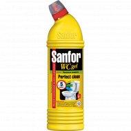 Санитарно-гигиеническое средство «Sanfor»WCgel лимонная свежесть 750 мл