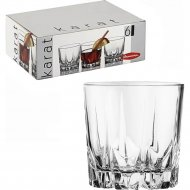 Комплект стаканов «Карат» 6 шт, 200 мл.