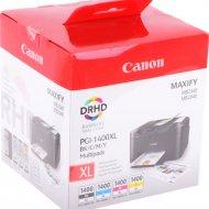 Картридж «Canon» PGI1400XLBKCMY 9185B004